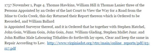 1757-nov-1-john-goin-wm-goin-john-goin-jr-and-william-gladden-appt-to-road-crew-in-lunenburg-co-va