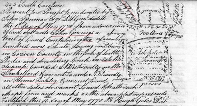 1770-sc-craven-co-survey-for-john-gowings