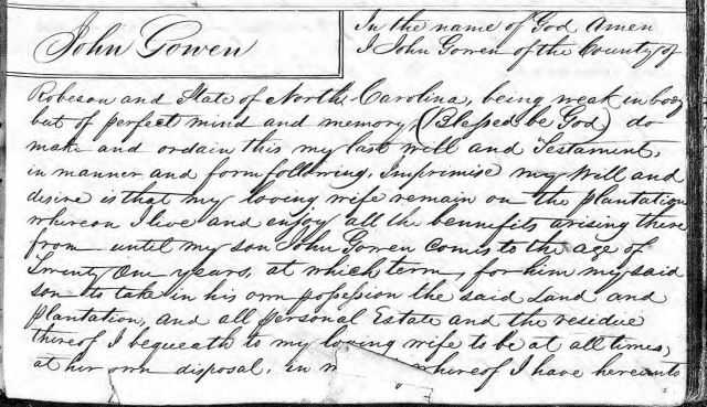 1800-will-john-gowen-in-robeson-co-nc-p1-snip
