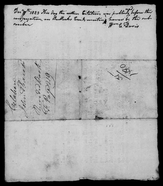 1824 Plaxco, Docea admx John Plaxco will 10
