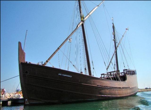 50 ton boat