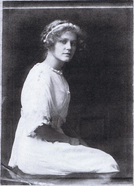 Anna Goyen Ostrander portrait