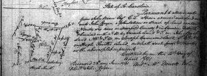 John Goyen 1791 land trans snipped SC