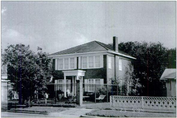 TC Jester Home W L Goyen