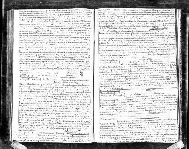 1809 James Bell probate SC 1