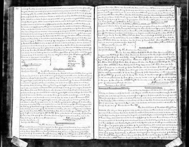 1809 James Bell probate SC 2