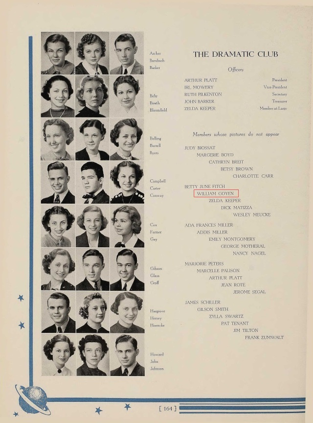 1938 Rice yearbook