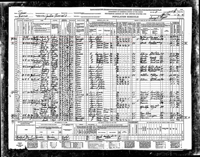 1940 US Census