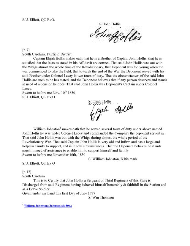 1830 Hollis John Rev War Pens App Page_2