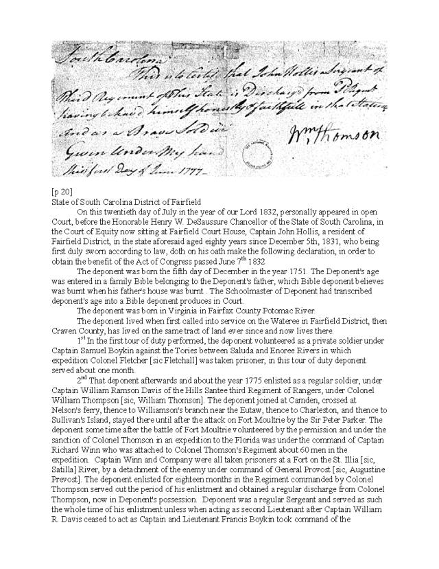 1830 Hollis John Rev War Pens App Page_3
