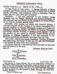 1732 George Eubank will abstract in Bertie Co NC marked brother James a sisters Elizabeth a Isabell land in England