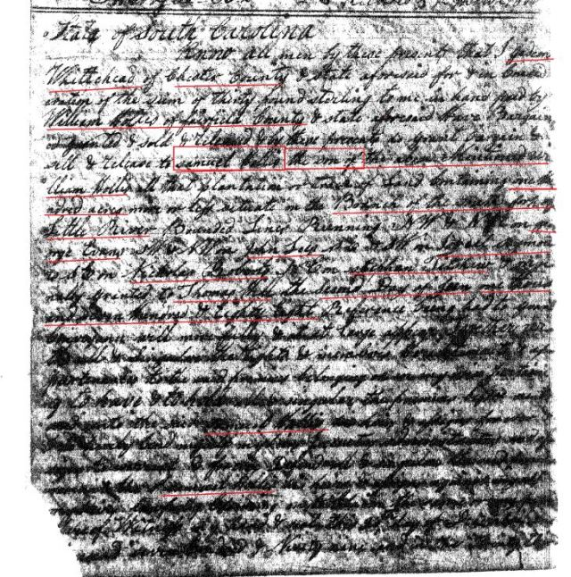 1800 Deed_N_0020a Gideon Whitted to Wm Hollis released to Samuel Hollis