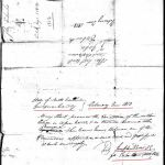1812 09 08 John Eubanks will handwritten in Guilford Co NC p2 marked proved up Feb 1813 snip