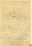 1815 11 26 William Eubanks letter re Sterling Dupree election for Colonel in Jackson MS 4 snip