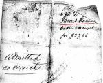 1840 12 18 William Eubanks estate Perry Co, AL p46 marked account receipt 1 snip