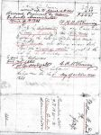 1841 04 14 William Eubanks estate Perry Co, AL p27 marked account snip