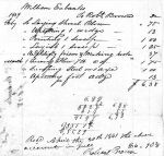 1841 04 20 William Eubanks estate Perry Co, AL p21 marked receipt 2 snip