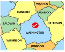 Washington Co map
