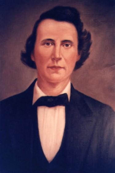 Joseph H Hines portrait